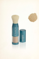 colorescience® Medium Sunforgettable® Mineral Sunscreen Brush SPF 50